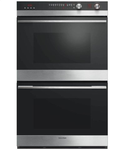 """Double Built-in Oven, 30"""" 8.2 cu ft, 11 Function Product Image"""