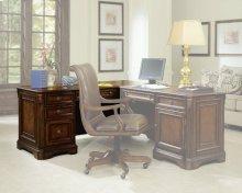 Brookhaven Left Pedestal Desk