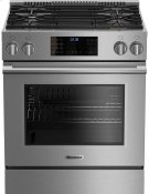 "30"" gas range with self clean 4 burner, 1 x 18,000BTU Product Image"