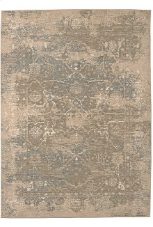 Kismet Quest Silver Rectangle 5ft 3in x 7ft 10in