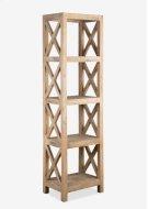 Promenade Tall bookcase (20x14x71) Product Image