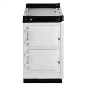 White AGA Hotcupboards with Warming Plate