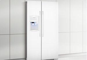 Frigidaire 25.6 Cu. Ft. Side-by-Side Refrigerator
