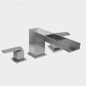 3300 Series Roman Tub Set with Jaxx Handle (available as trim only P/N: 1.333377T)