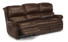 Comfort Zone Leather or Fabric Reclining