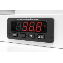 Installed External Digital Thermostat Available On Most Models