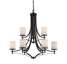 Colton 9 Light Chandelier