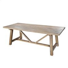 Dining Table,Recyled Pine