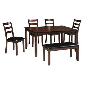 Ashley FurnitureSIGNATURE DESIGN BY ASHLEDining Room Table Set (6/CN)