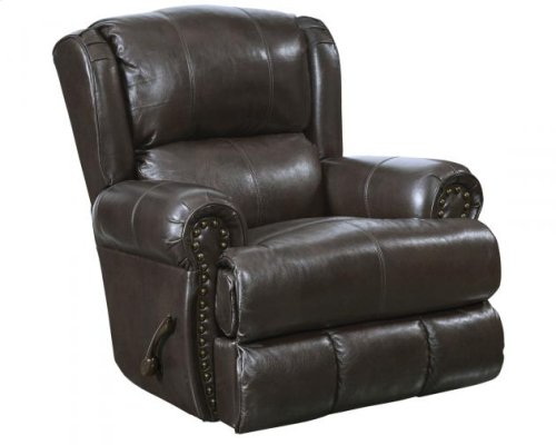 Power Deluxe Lay Flat Recliner