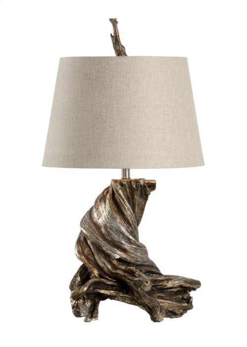 Olmsted Lamp - Silver