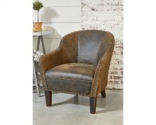 Preserve Distressed Leather Chair