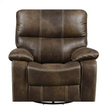 Emerald Home Jessie James Recliner Chocolate Brown U7130-04-05