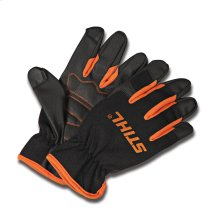 Durable, comfortable multipurpose gloves that are flexible and touch-screen compatible.