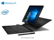 """Galaxy Book 12"""", 2-in-1 PC, Black Product Image"""