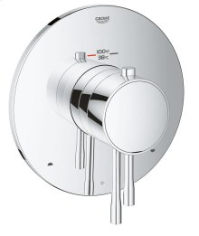 GrohFlex Essence Dual Function Thermostatic Trim with Control Module