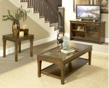 3 Pack Cocktail Table &