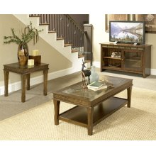 Slate Top Coffee & End Table Set