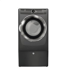 FLOOR MODEL CLEARANCE!  Front Load Perfect Steam Gas Dryer with Instant Refresh and 8 cycles - 8.0 Cu. Ft.