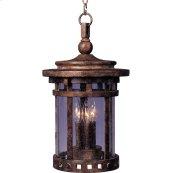 Santa Barbara VX 3-LT Outdoor Hanging Lantern