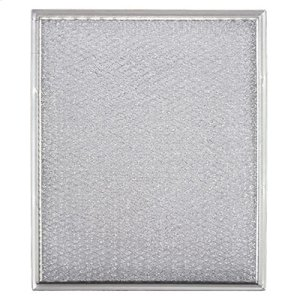 Aluminum Replacement Grease Filter, 8-3/4
