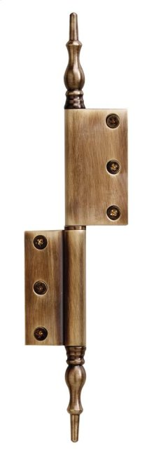 Non-Mortise Hinge A290 - Antique English