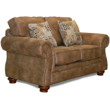 Jeremie Loveseat with Nails 7236N