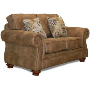 ENGLAND FURNITURE Jeremie Loveseat With Nails 7236n