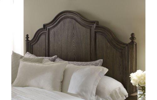 Brookhaven Panel Bed w/Storage FB, CA King 6/0