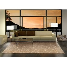 Nepal Nep01 Fawn Rectangle Rug 7'9'' X 10'10''