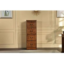 4 Drawer File Cabinet