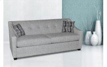 Velocity Silver Sofa