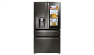 23 cu. ft. Smart wi-fi Enabled InstaView Door-in-Door® Counter-Depth Refrigerator Product Image