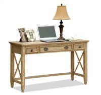 Coventry Writing Desk Weathered Driftwood finish Product Image