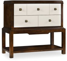 Palisade Two Drawer Nightstand
