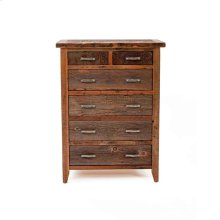 Sherwood 6 Drawer Dresser