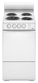 (TEP200VAQ) - 20 Standard Clean Freestanding Electric Coil Range Product Image