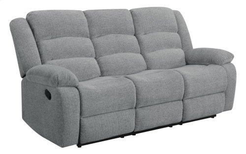 Emerald Home Bradford Motion Sofa Gray U7055-00-09