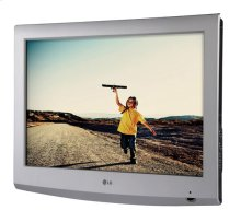 """32"""" class (31.5"""" measured diagonally) Hospital Grade LCD Widescreen HDTV with HD-PPV Capability"""
