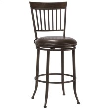 Hawkins Commercial Grade Swivel Bar Stool