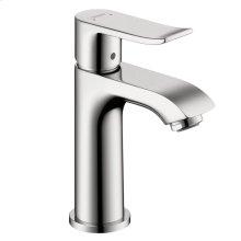 Chrome Metris 100 Single-Hole Faucet