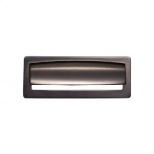 Hollin Cup Pull 3 3/4 Inch - Ash Gray