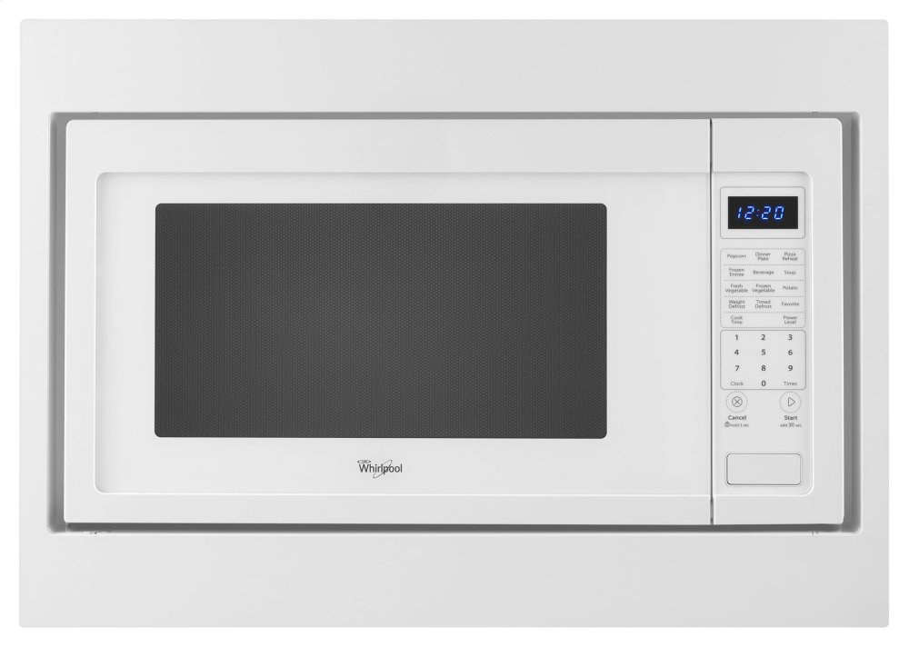 "27"" Trim Kit for Countertop Microwaves