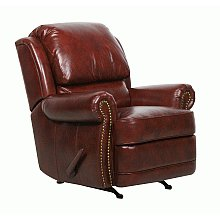 6-5733 Regency II (Leather) 5400-25 Tri-tone Burgundy