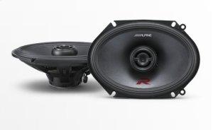 "6""x8"" Coaxial 2-Way Speakers"