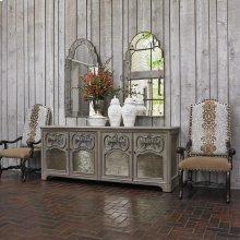 Laurel Multi-Use Cabinet - Grey
