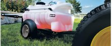 25 Gallon Tow Sprayer - 45-0293