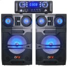 Complete Home Entertainment Sound System With 2 X 15 Product Image