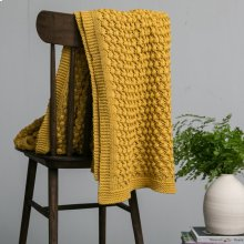 Tessa Throw - Mustard