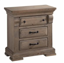 Nightstand - Natural Finish